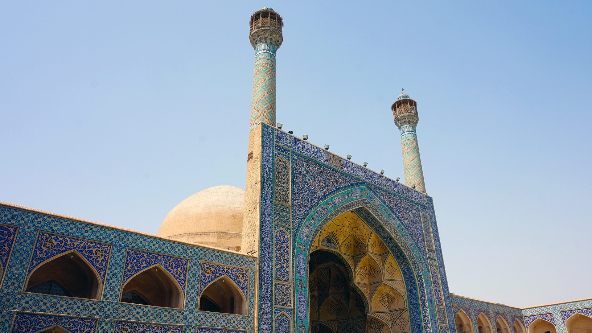 vrijdagmoskee isfahan