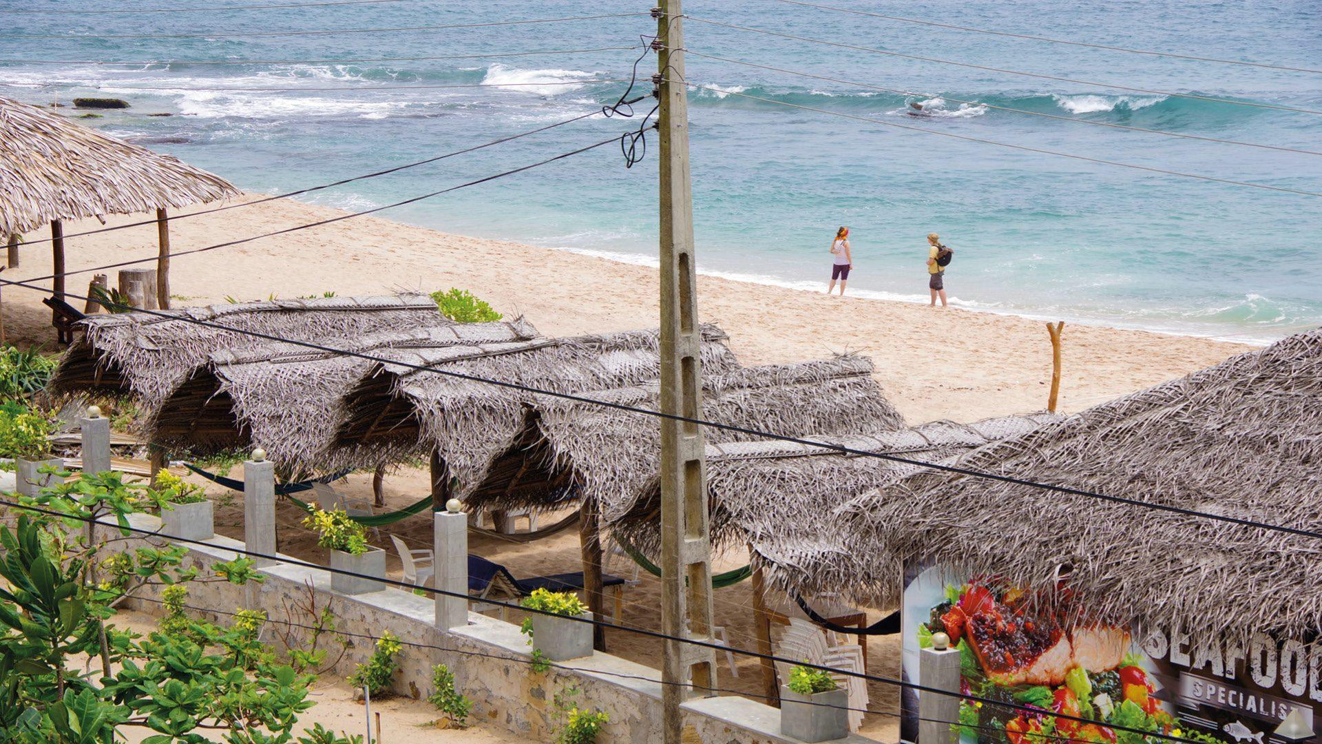 tangalle strand sri lanka bezienswaardigheden