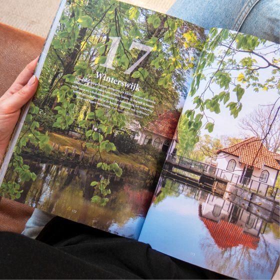 Nederland - vakantie in eigen land (rust & ruimte)