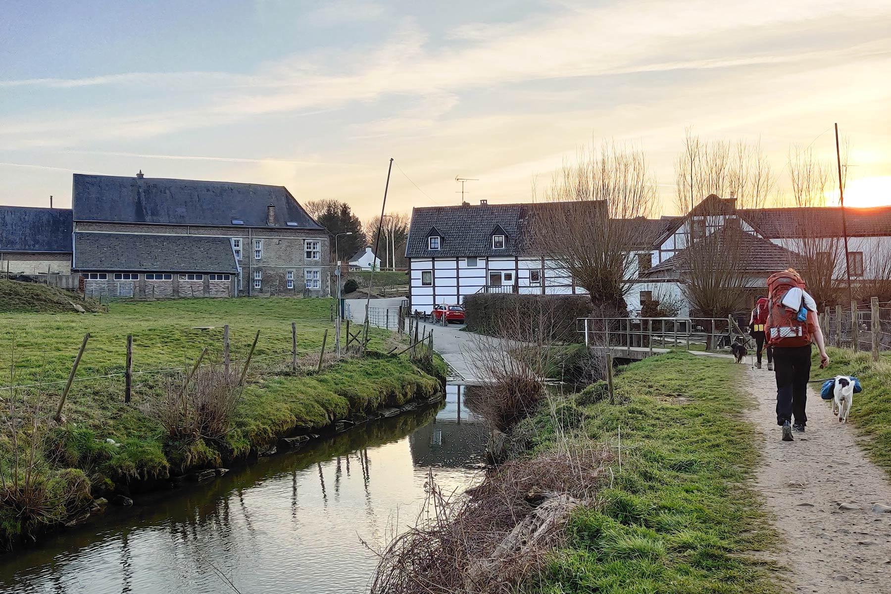 zuid-limburg-dutch-mountain-trail-wandelen